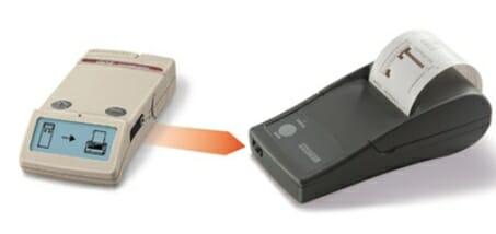 Wireless Ir Printer