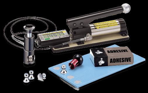 Manual Adhesion Tester AT-M