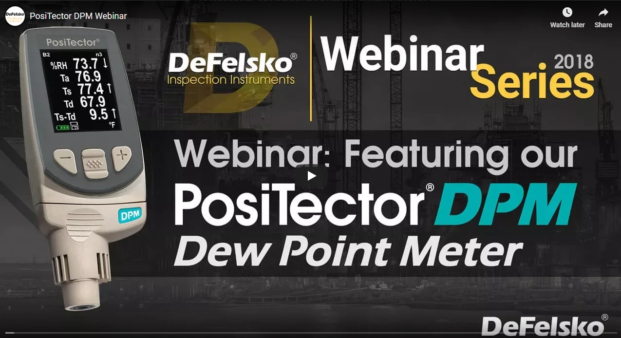 DPM Webinar Video