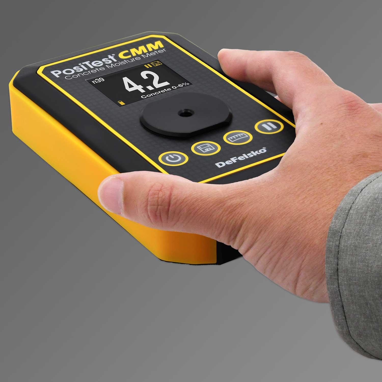 positest cmm concrete moisture meter